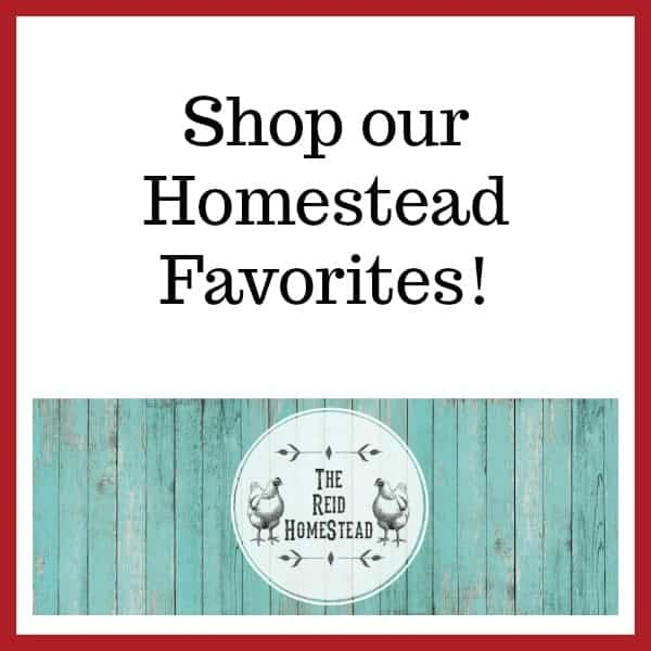 Shop our homestead favorites! ~The Reid Homestead #shop #homesteadfavorties #homesteadingtools #gardeningtools #foodpreservationtools #shopping