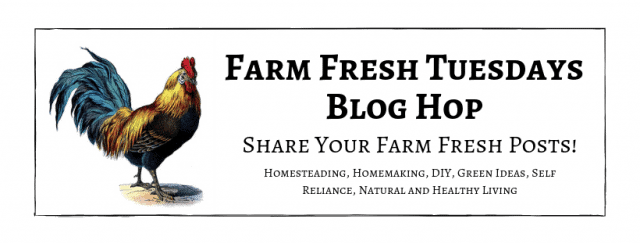 Farm Fresh Tuesday Blog Hop Banner